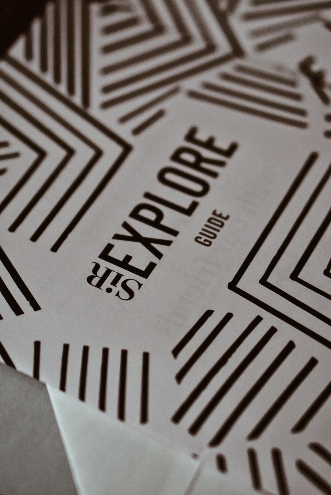 Auf Entdeckungsreise mit #SirExplore