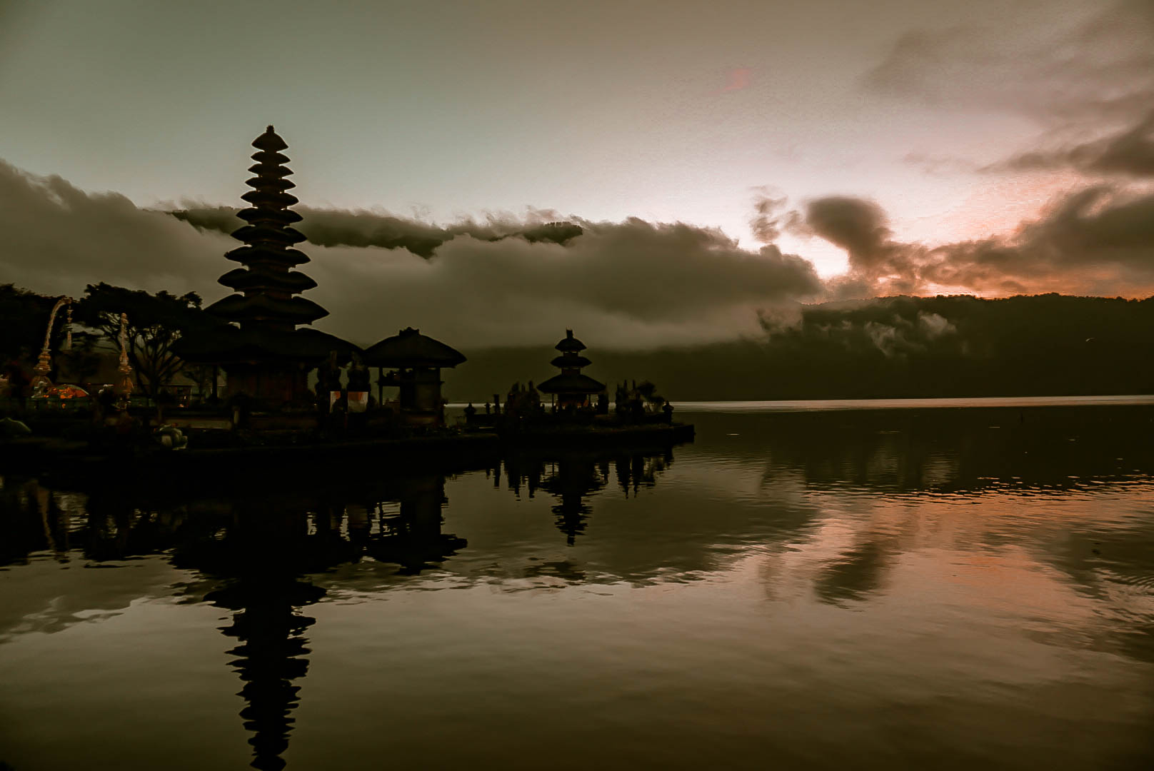 when in Munduk // authentisches Bali