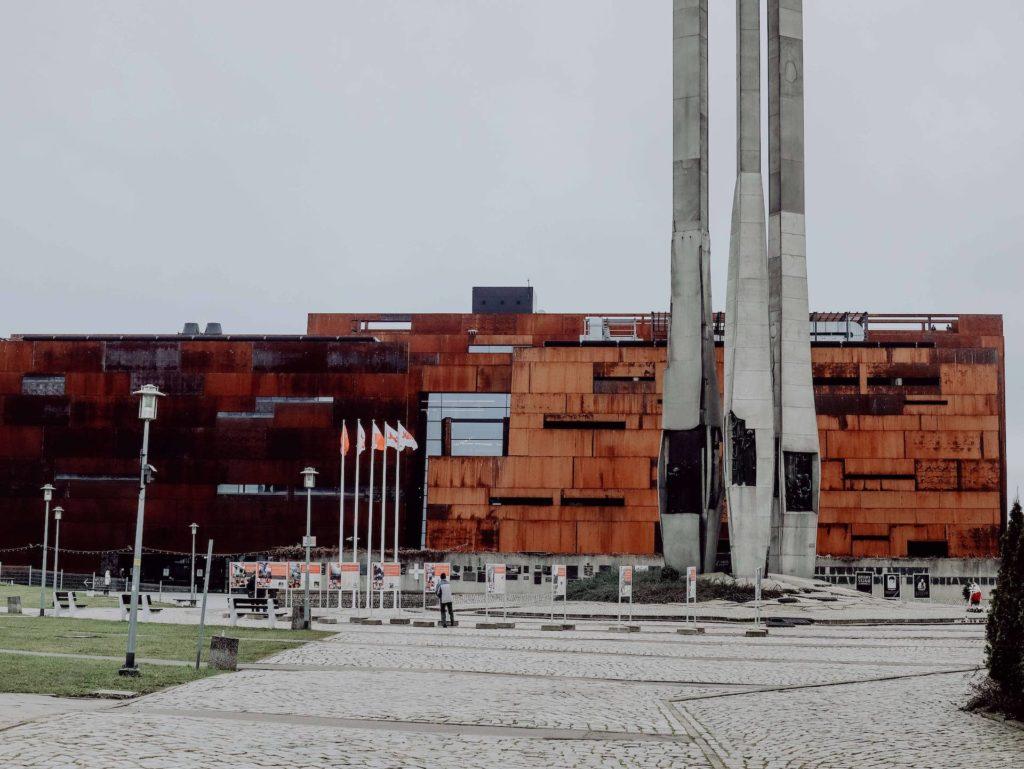 museum Danzig solidarnosc